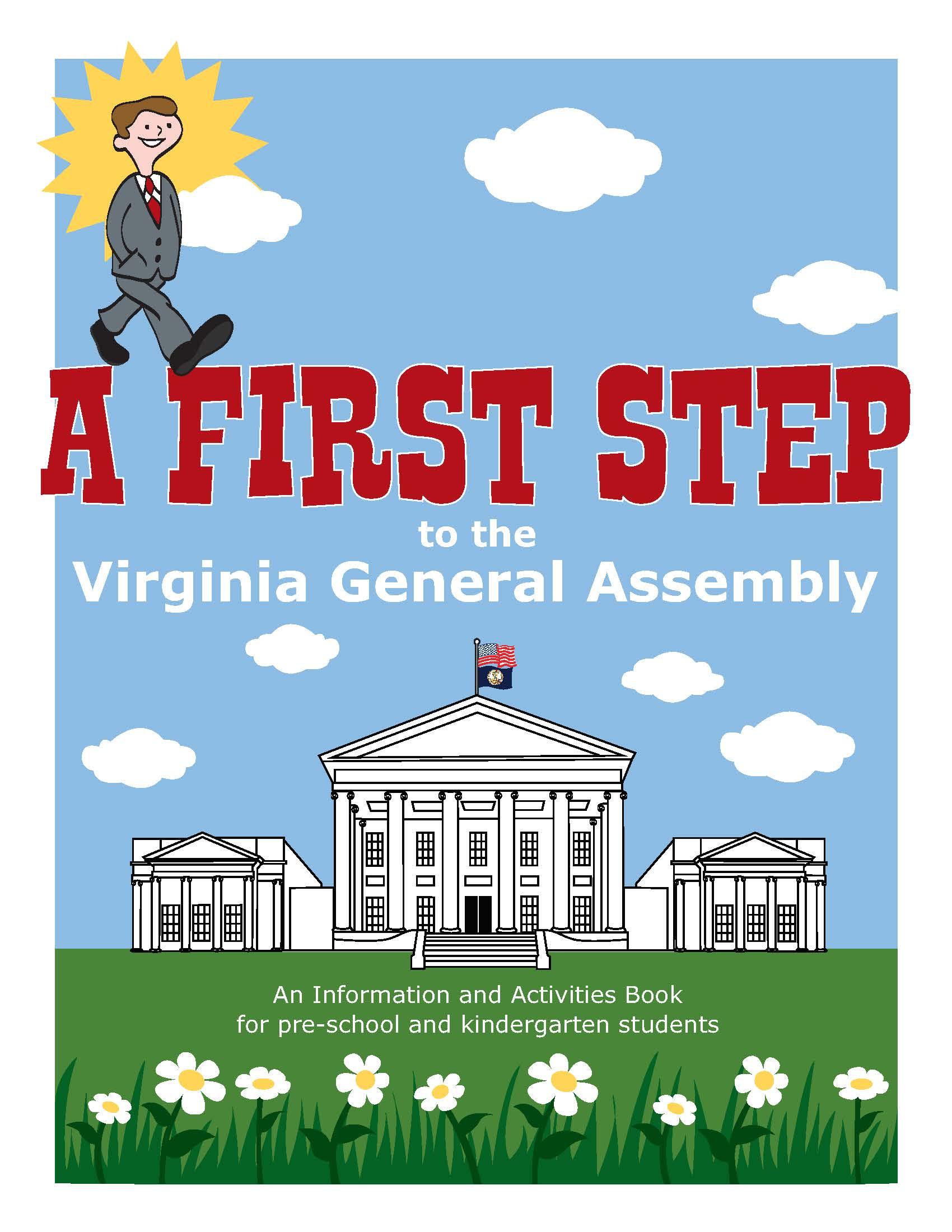 Activity Book - A First Step