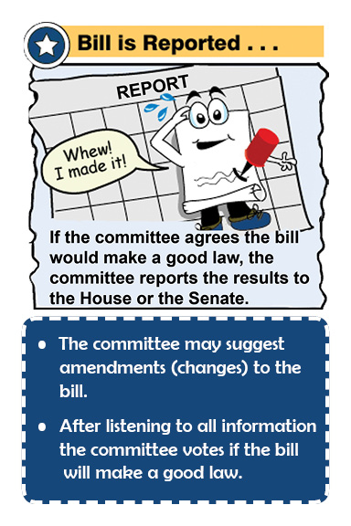 How a Bill Becomes a Law - Elementary